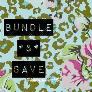 Bundle to save 🌿 I ❤ big bundles